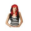 Alterna Wig Red/black